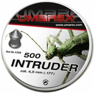 Umarex Intruder 4,5mm Pellets - 500pcs
