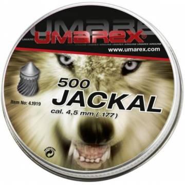 Umarex Jackal 4,5mm Pellets - 500pcs
