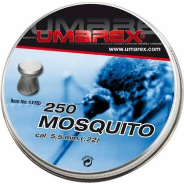 Umarex Mosquito 5,5mm Pellets - 250pcs