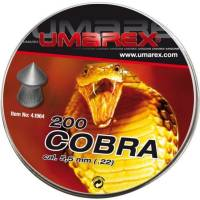 Umarex Cobra 5,5mm Pellets - 200pcs