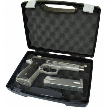 Megaline Hard Pistol Case 260x210x75mm