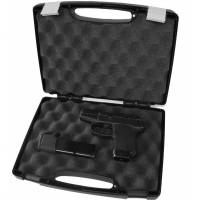 Megaline Hard Pistol Case 245x178x39mm