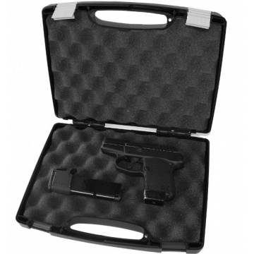 Megaline Hard Pistol Case 260x210x45mm