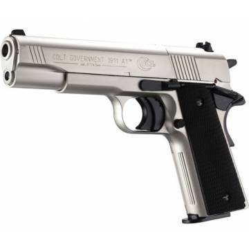 Umarex Colt Government 1911 A1 Nickel