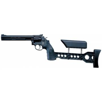Umarex Smith & Wesson 586 8 inch (w/ Stock) Black