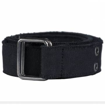 Mil-Tec Canvas Belt 40mm - Black