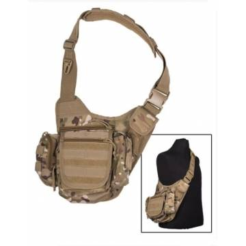 Mil-Tec Sling Bag Multifunction - Multicam