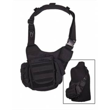 Mil-Tec Sling Bag Multifunction - Black