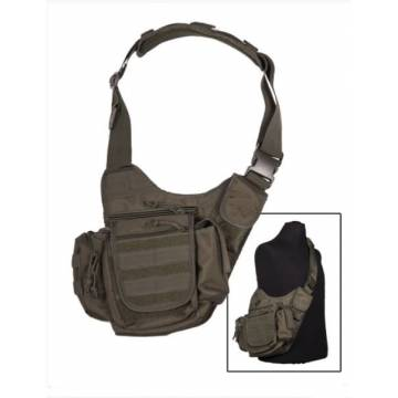 Mil-Tec Sling Bag Multifunction - Olive