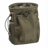 Mil-Tec Molle Empty Shell Drop Pouch - Olive