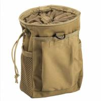 Mil-Tec Molle Empty Shell Drop Pouch - Coyote
