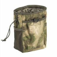 Mil-Tec Molle Empty Shell Drop Pouch - A-Tacs FG