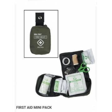 Mil-Tec First Aid Mini Pack