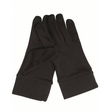 Mil-Tec Nylon Searching Gloves - Black