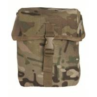 Mil-Tec Molle Multi Purpose Pouch Medium - Multicam