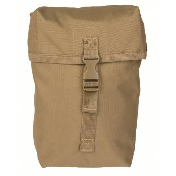 Mil-Tec Molle Multi Purpose Pouch Large - Coyote