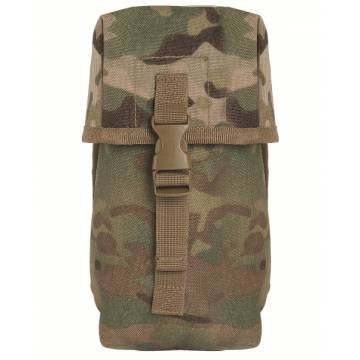 Mil-Tec British Canteen Molle Pouch - Multicam