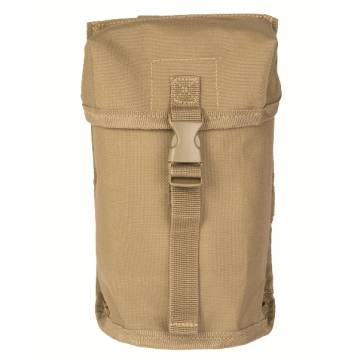 Mil-Tec British Canteen Molle Pouch - Coyote