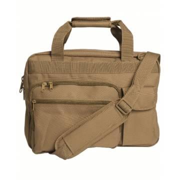 Mil-Tec Brief Case Laptop Bag - Coyote