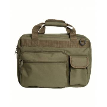 Mil-Tec Brief Case Laptop Bag - Olive