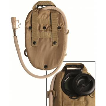 Mil-Tec Hydration Pack 1,5L - Coyote