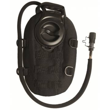 Mil-Tec Hydration Pack 1,5L - Black