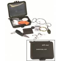 Mil-Tec Survival Kit Box