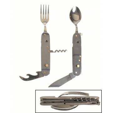 Mil-Tec 6 in 1 Pocket Knife Set