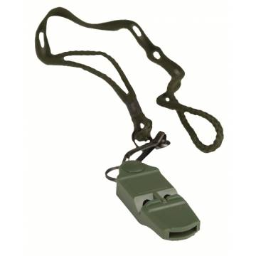 Mil-Tec No Ball Whistle