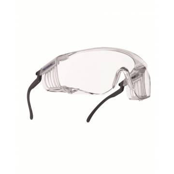 Bolle Squale Safety Spectacles - Clear