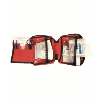 Mil-Tec First Aid Kit Large - Red