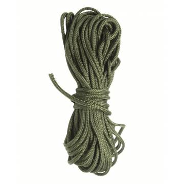 Mil-Tec 3mm Utility Cord 15M - Olive