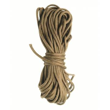 Mil-Tec 3mm Utility Cord 15M - Coyote