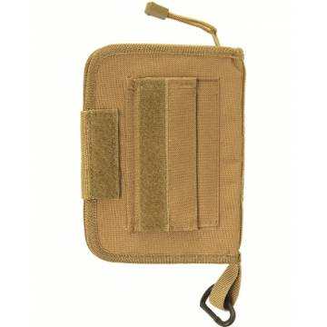 Mil-Tec Message Organizer Case - Coyote
