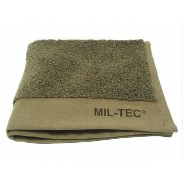 Mil-Tec Terry Towel 50x30cm - Olive