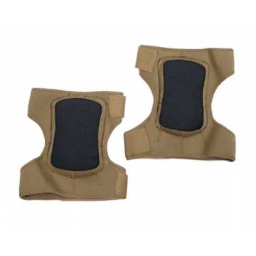 MFH Knee Pads Neoprene - Coyote