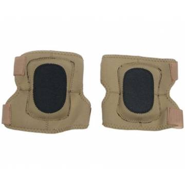 MFH Elbow Pads Neoprene - Coyote