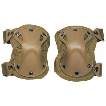 MFH Knee Pads Defence - Coyote