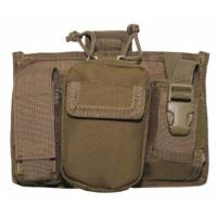 Mil-Tec Molle Mobile Phone Bag - Coyote