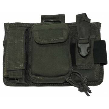MFH Molle Mobile Phone Bag - Olive