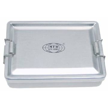MFH Waterproof Aluminium Box 13,3x9,2x3,4cm