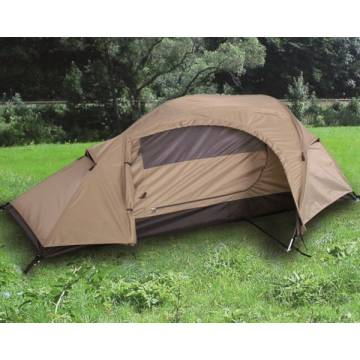 Mil-Tec Recom Tent One Man - Coyote