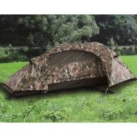 Mil-Tec Recom Tent One Man - Multicam