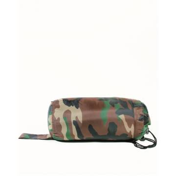Mil-Tec Commando Sleeping Bag - Woodland