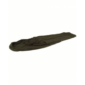 Mil-Tec Fleece Sleeping Bag - Olive