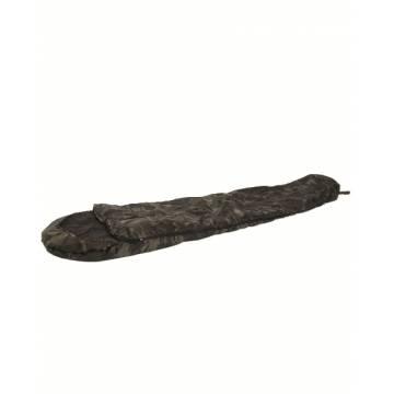 Mil-Tec Mummy Sleeping Bag 2 Layers - Woodland