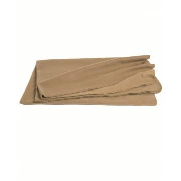 Mil-Tec Fleece Blanket 200x150cm - Coyote