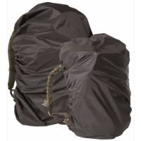 Mil-Tec Rucksack Cover up 80Lt - Black