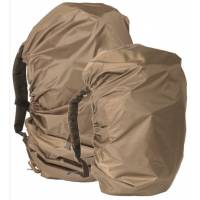 Mil-Tec Rucksack Cover up 80Lt - Coyote