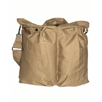 Mil-Tec Flyer's Helmet Bag - Coyote